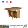 wholesale make wooden folding table
