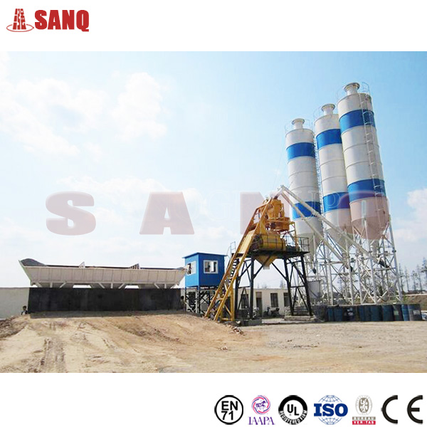 HZS180 Ready Mixed Precast concrete batching plant new product concrete mixing plant export to Mongolia/Russia/Sri Lanka/Libya