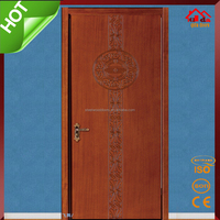 Front Simple Teak Fancy Best Wood Door Design