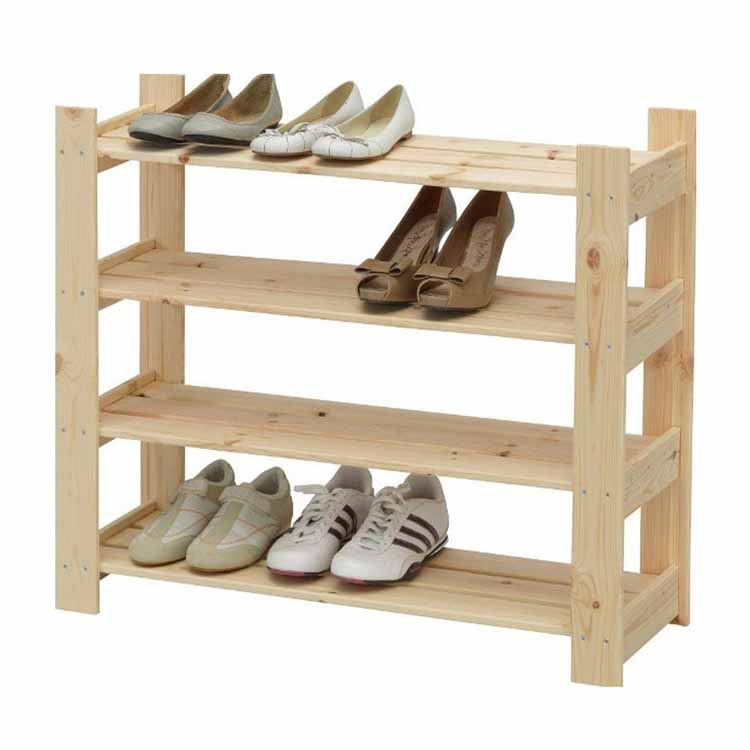 freestanding cheap used shoe store display racks