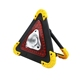 Waterproof Floodlight Triangle Emergency Hazard Warning Light COB LED Work Light for Car Repairing Outdoor Use