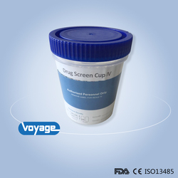 High quality over 99% sensitivity urine drug test cup approved FDA