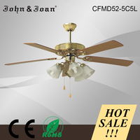 2016 contemporary style classic power saving national fancy ceiling fan with light
