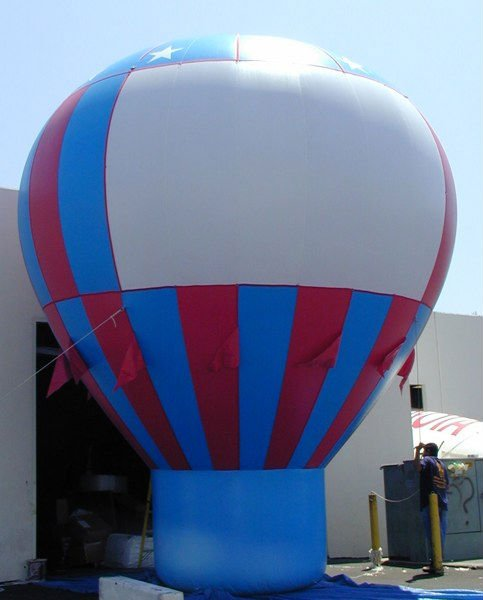 24hab-new adverting inflatable balloons