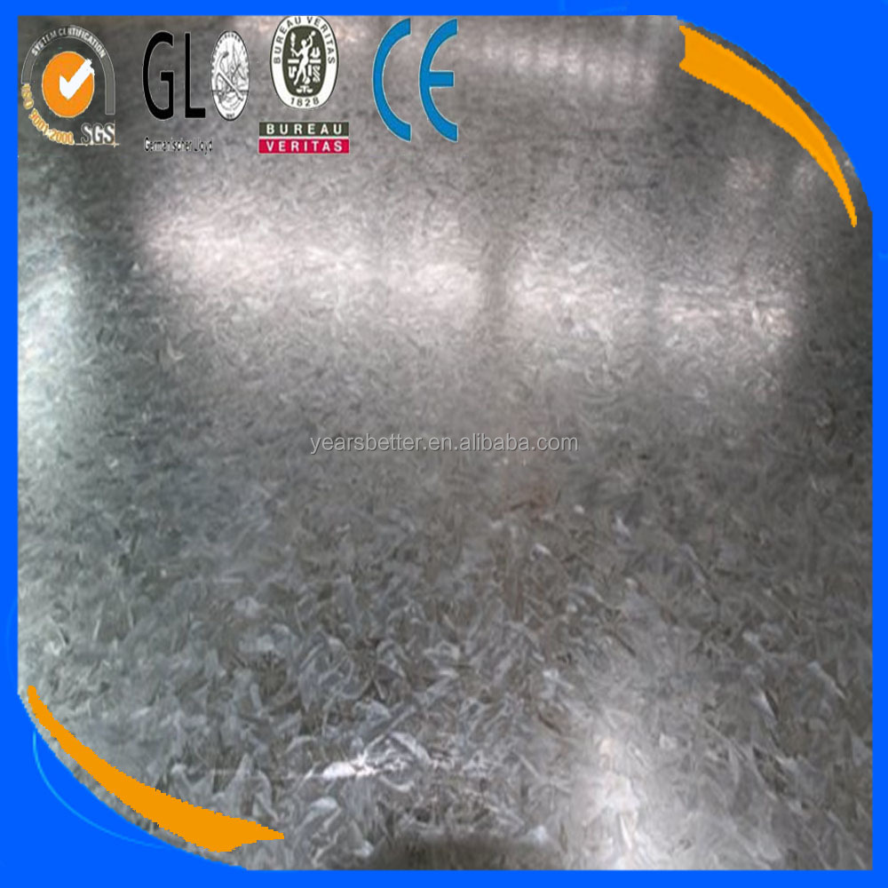 hot dip Galvalume steel plate/GL zincalume steel plain sheet from JYD Steel