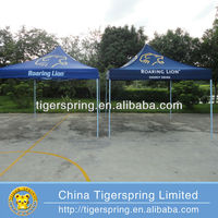 Professional anti-corruption free standing tents