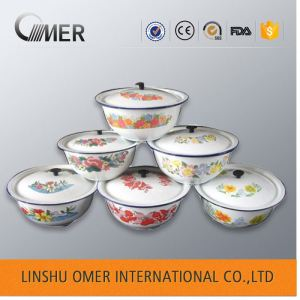Direct From Factory China Alibaba enamel aluminium mixing bowl
