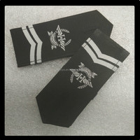 Wholesale souvenir high quality military army rank uniform epaulettes