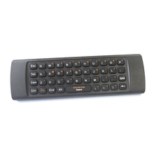 Infrared Mini 2.4GHz Wireless Flying Mouse with Keyboard for PC, PAD, XBox 360, PS3, Google Android TV Box, HTPC, IPTV