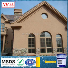 Colors prevent heat transfer paint for building