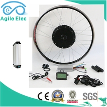 1500w electric bike kit/1500w bicycle engine kit 48V with battery for sale