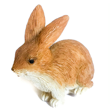 High quality resin rabbit animal figure, for sale