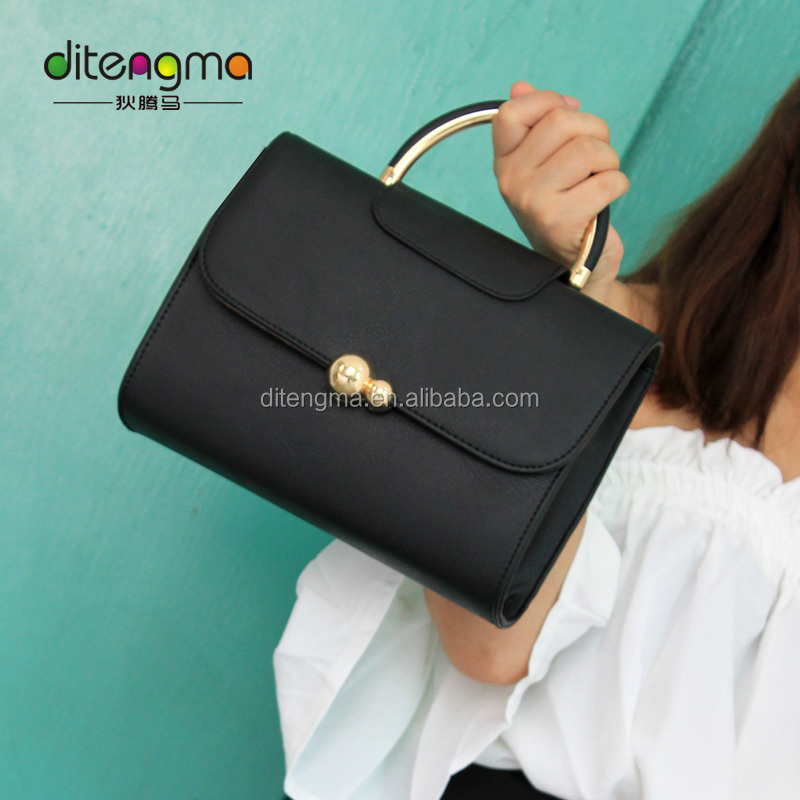 2017 guangzhou market wholesale most popular branded inclined shoulder female bags