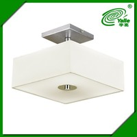 Best selling UL listing Semi Flush square warm LED ceiling light