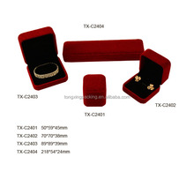 Christmas Small Plastic Packaging Jewelry Boxes
