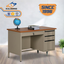 modern office furniture steel standard executive office desk dimensions
