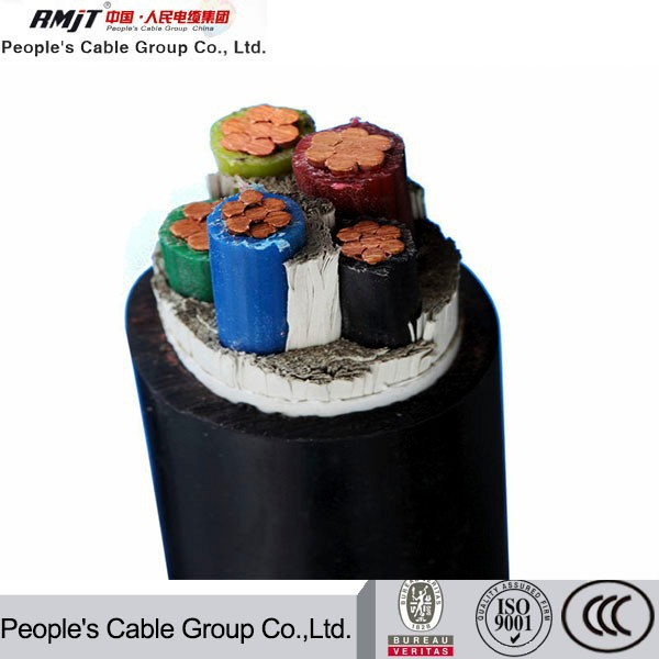Competitive Price XLPE Insulation PVC Sheath Armoured Cable