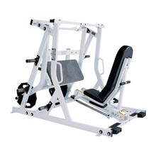 New Plate Loaded Free Weight hammer Machine Linear Leg Press H30 Gym Equipment