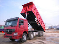 10 tires 290hp tipper truck 20 ton dump truck for sale