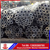 building material/hollow tube/metal/ERW Q345 Q235B ERW black round steel welded pipe