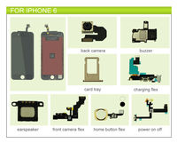 Hot Mobile phone housing for samsung galaxy s3 housing