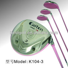 cheapest golf club,wooden golf club, decorative golf club