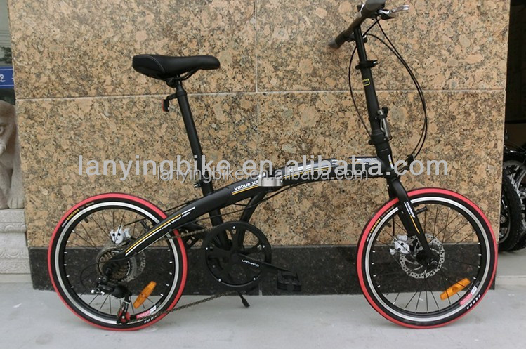 Trade Assurance Supplier double disc brake high grade 6 speeds <strong>Folding</strong> Bicycle