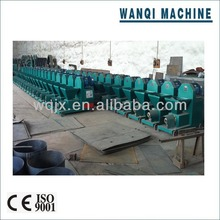 sawdust briquette charcoal making machine, crusher,briquette machine,dryer and carbonization furnace available