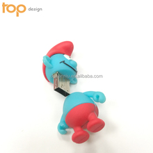 usb flash drive in toy shaped with 3d design