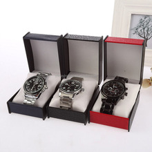 wholesale High quality handmade custom leather luxury watch boxes