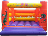 2013 Outdoor Kids Events Inflatable Looney Tunes Castle for Sale