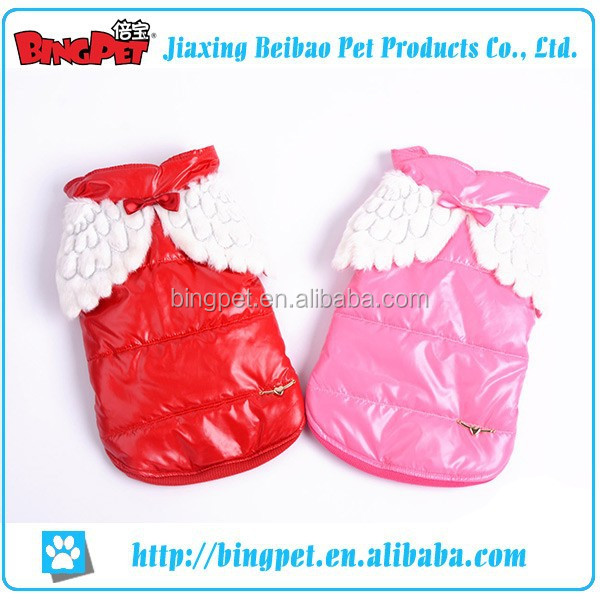 2015 Hot selling custom clothes clothing coat dog apparel pet