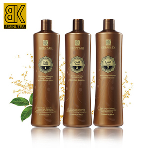 Manufacturer Pro-Techs Global Salon Private Label Brazilian Complex Pure Hair Treatment Keratin For Hair