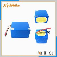 72v 26.1Ah electric skateboard battery pack electric bicycle battery