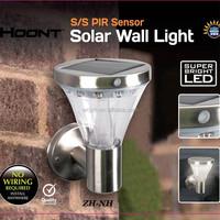 Sample Supported Stainless Steel Led Solar Garage Light With Motion Sensor
