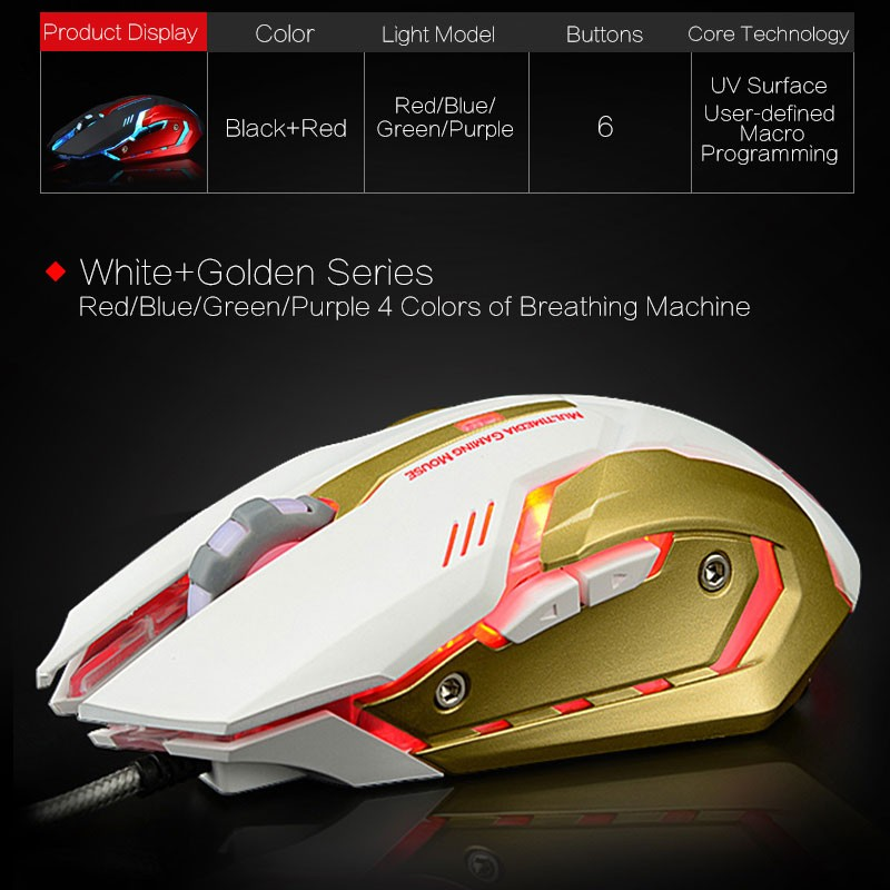 computer mechanical mouse,high-end Computer mouse for big hands