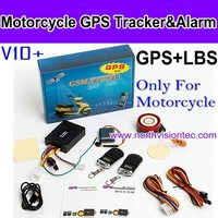 Easily install gps tracking device/Motorcycle GPS Tracker with Multi sensor comprehensive security