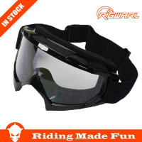 HC Hot Selling Outdoor Sports Protective Safety Custom Mx Goggles With OEM Service on Straps