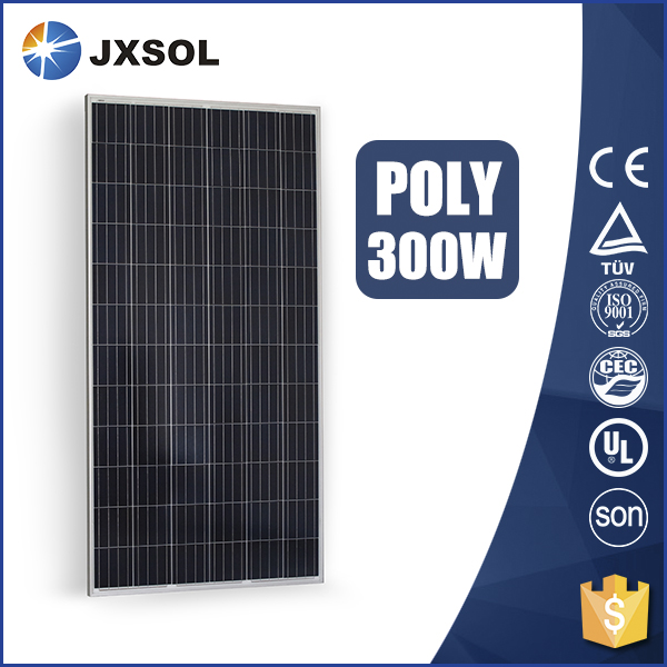 Made in china wholesale polysilicon cheap 300 watt solar panel
