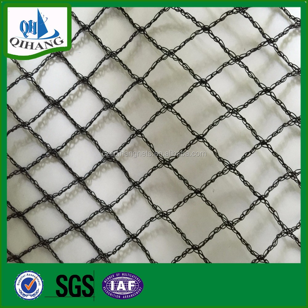Export Knitted hdpe mesh bird capture net