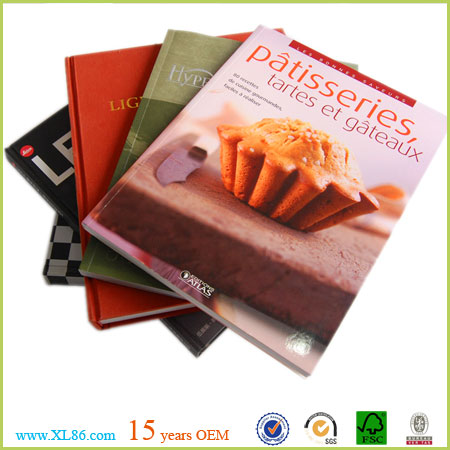 2014 new design customized cook books