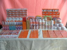 GLUTATHIONE SOAP AND KOJIC SOAP
