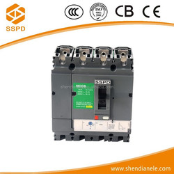 CVS Plug-in Fixed series programmable circuit breaker trip for mccb 80a