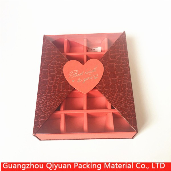 Custom new product decorative gift packaging indian sweet boxes for weddings