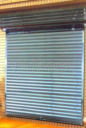 Colorful and StrongManufacture Automatic Folding Sliding Gate Design