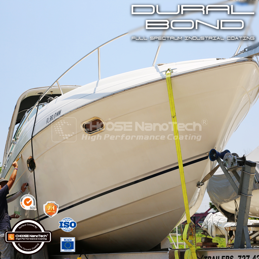 DuralBond - Industrial Coating for ship and yacht environment friendly anti-fouling system