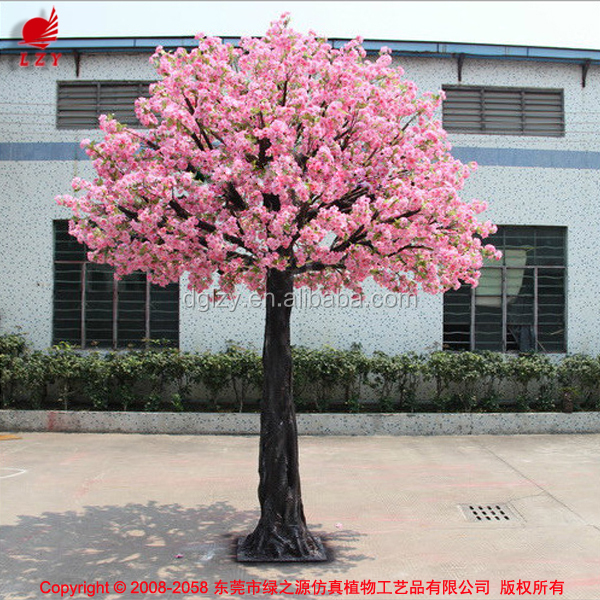 Factory Silk Artificial Cherry Blossom Tree large artificial cherry tree