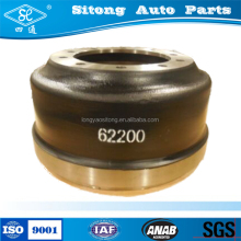 China Alibaba Auto Truck Parts Brake Drum Diagram 62200