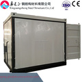 CE certified 10 feet foldable container for storage