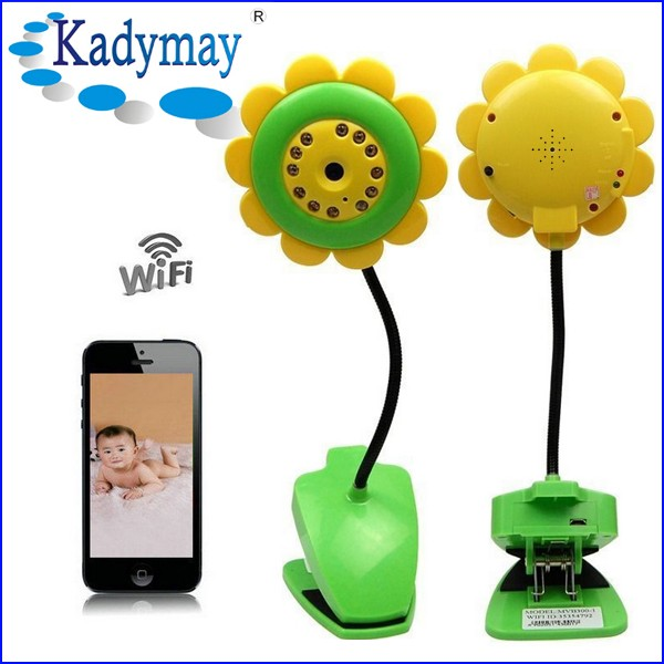 Cheap And Good Quality 1.0Megapixels Wifi IP baby monitor